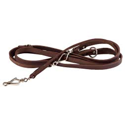 Heim Leather Dog Leash