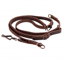 Heim Leather Leash System