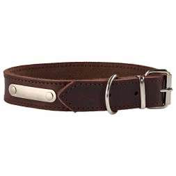 Heim Leather neck collar