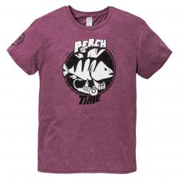Hotspot Men's T-Shirt Perch Time