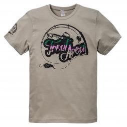 Hotspot Men's T-Shirt Trout Area