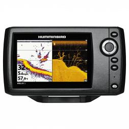 Humminbird Echo Sounder Helix 5 DI G2 depth