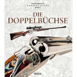 Hunting Book 'Die Doppelbüchse, Band 2' by Norbert Klups