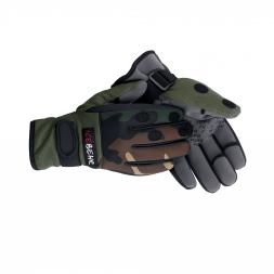 Icebehr Unisex Titanium Neoprene Gloves (camouflage)