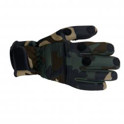 Icebehr Unisex Titanium Neoprene Power Rib Gloves