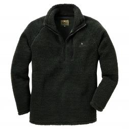 il Lago Basic Men's Fleece-Sweater PREBEN