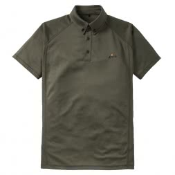 il Lago Basic Men's functional polo shirt LEON