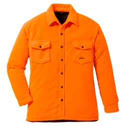 il Lago Basic Men's HiVis Fleece Shirt SPESSART