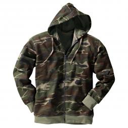 il Lago Basic Men's Hoodie (camouflage)