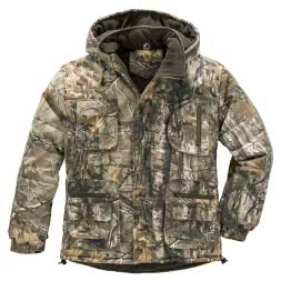 il Lago Basic Men's Outdoor Jacket Odenwald (camouflage)