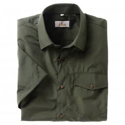 il Lago Basic Men's Outdoor Shirt (Shortsleeve)