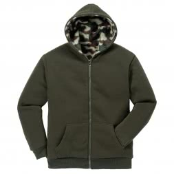 il Lago Basic men's reversible jacket HAKON