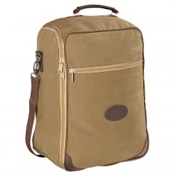 il Lago Boots Bag Canvas Deluxe