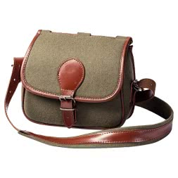 il Lago Passion Loden Shotgun Shell Bag