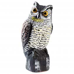 il Lago Passion Owl dummy (with electr. function)