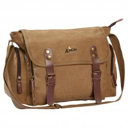 il Lago Passion Shoulder Bag Canvas Henry