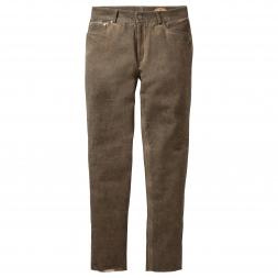 il Lago Prestige Men's Canvas Trousers