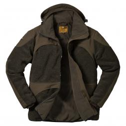 il Lago Prestige Men's Fibre Fur Outdoor Jacket Jon
