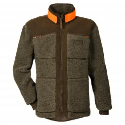 il Lago Prestige Men's Fleece Jacket Nordic