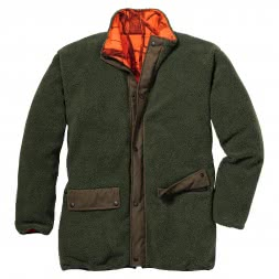 il Lago Prestige Men´s Fleece Reversible Jacket