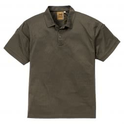 il Lago Prestige Men's functional polo shirt BENDIK