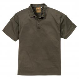 il Lago Prestige Men's functional polo shirt BENDIK