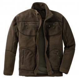 il Lago Prestige Men's Geo Performance Fleece Jacket
