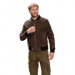 il Lago Prestige Men's Leather Jacket Housten