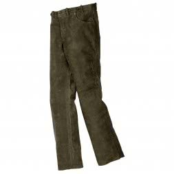 il Lago Prestige Men's Leather Trousers Vinzenz