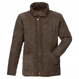 il Lago Prestige Men's Quilted Jacket Benson