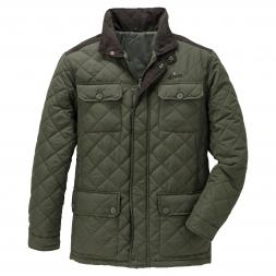 il Lago Prestige Mens Quilted Jacket Rio DLX