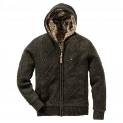 il Lago Prestige Men's Wool Jacket Hordaland