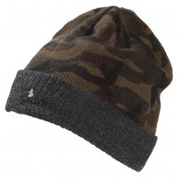 il Lago Prestige Unisex Camou Knitted Cap FALK