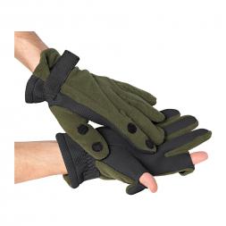 il Lago Prestige Unisex Fleece/Neoprene Gloves