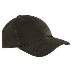 il Lago Prestige Unisex Leather Cap TAMPERE (Leather)
