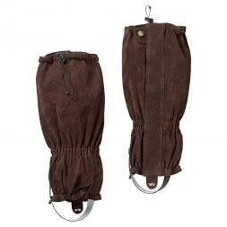 il Lago Prestige Unisex Leather Gaiters