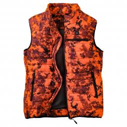 il Lago Red Level Men's Heated Vest Fireland