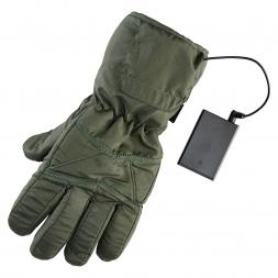il Lago Red Level Unisex heated Gloves BAFFIN BAY