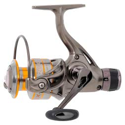 Iron Trout stationary reel RX-R (Rear brake)
