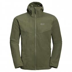 Jack Wolfskin Men's Jacket Lakeside