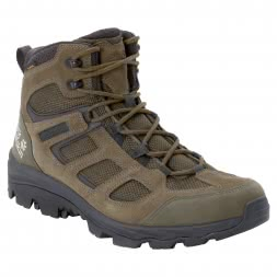 Jack Wolfskin Men's Outdoor Shoes VOJO 3 TEXAPORE MID