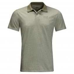 Jack Wolfskin Men's Polo Shirt Pique