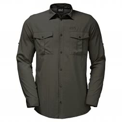 Jack Wolfskin Men's shirt Atacama Roll-Up