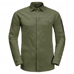 Jack Wolfskin Men's shirt Kenovo LS