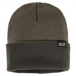 Jack Wolfskin Unisex Knitted Hat RIB HAT