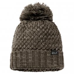 Jack Wolfskin Women's Knitted Hat Highloft Knit Cap