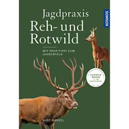 Jagdpraxis: Reh- und Rotwild (Kurt Menzel, German Book)