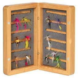 Kogha Bamboo fly box