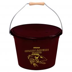 Kogha Feeder Bucket Crazy Action Baits Essentials (Complete Kit)