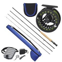 Kogha Fly Fishing Combo Steam Explorer